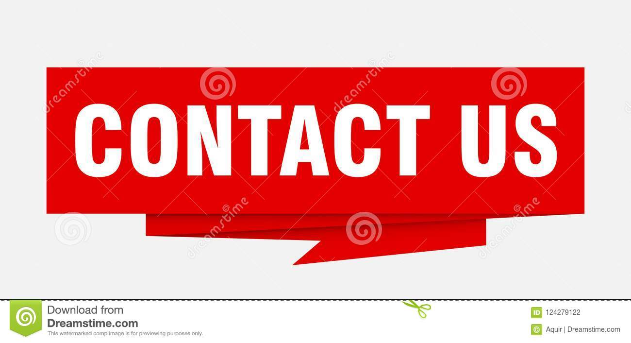 Contact Us Red >> Red Contact Us Stock Illustrations – 726 Red Contact Us
