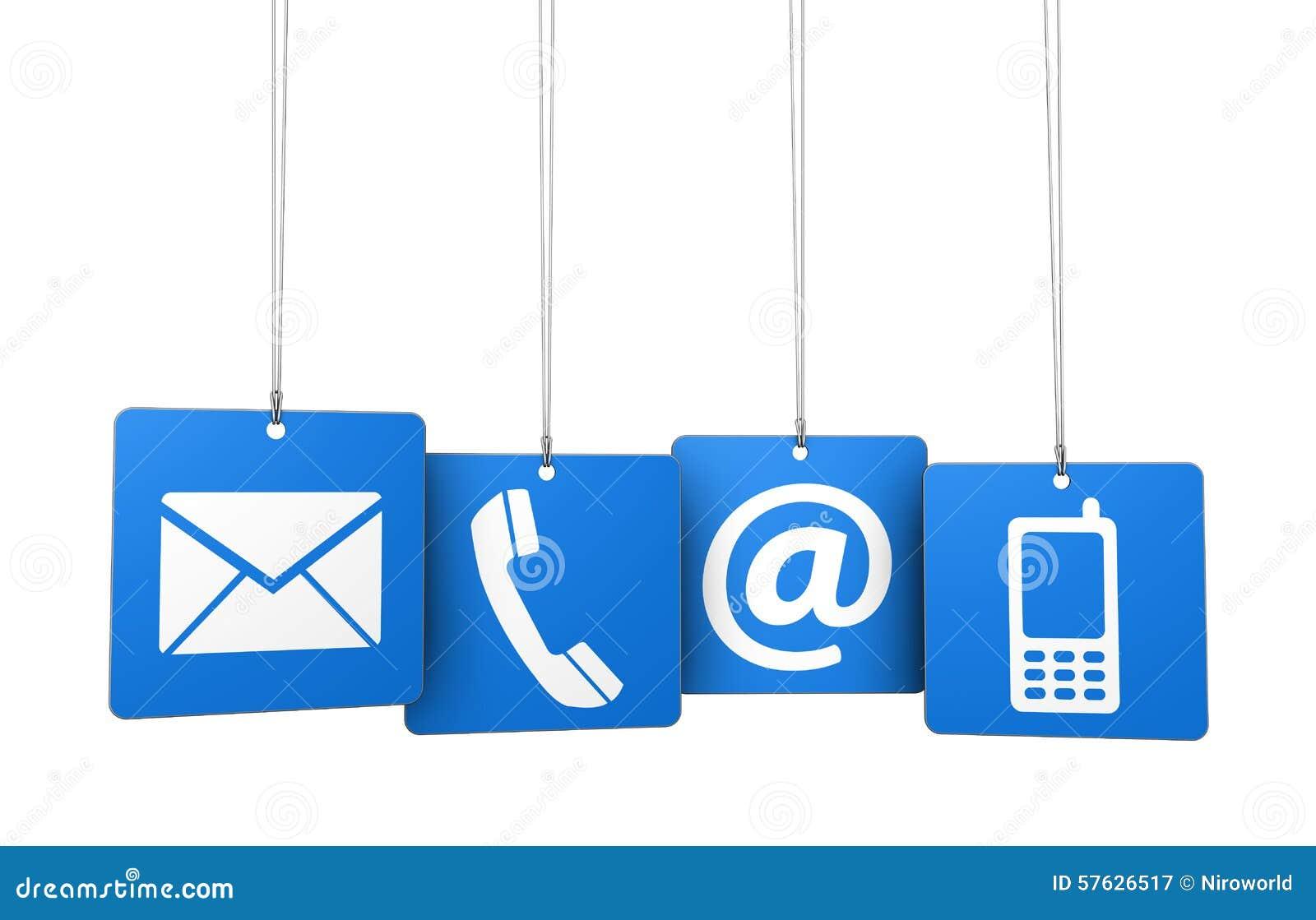 Web icons contact us stock illustration image of contact 31517096 contact us web icons on blue tags royalty free stock photography biocorpaavc