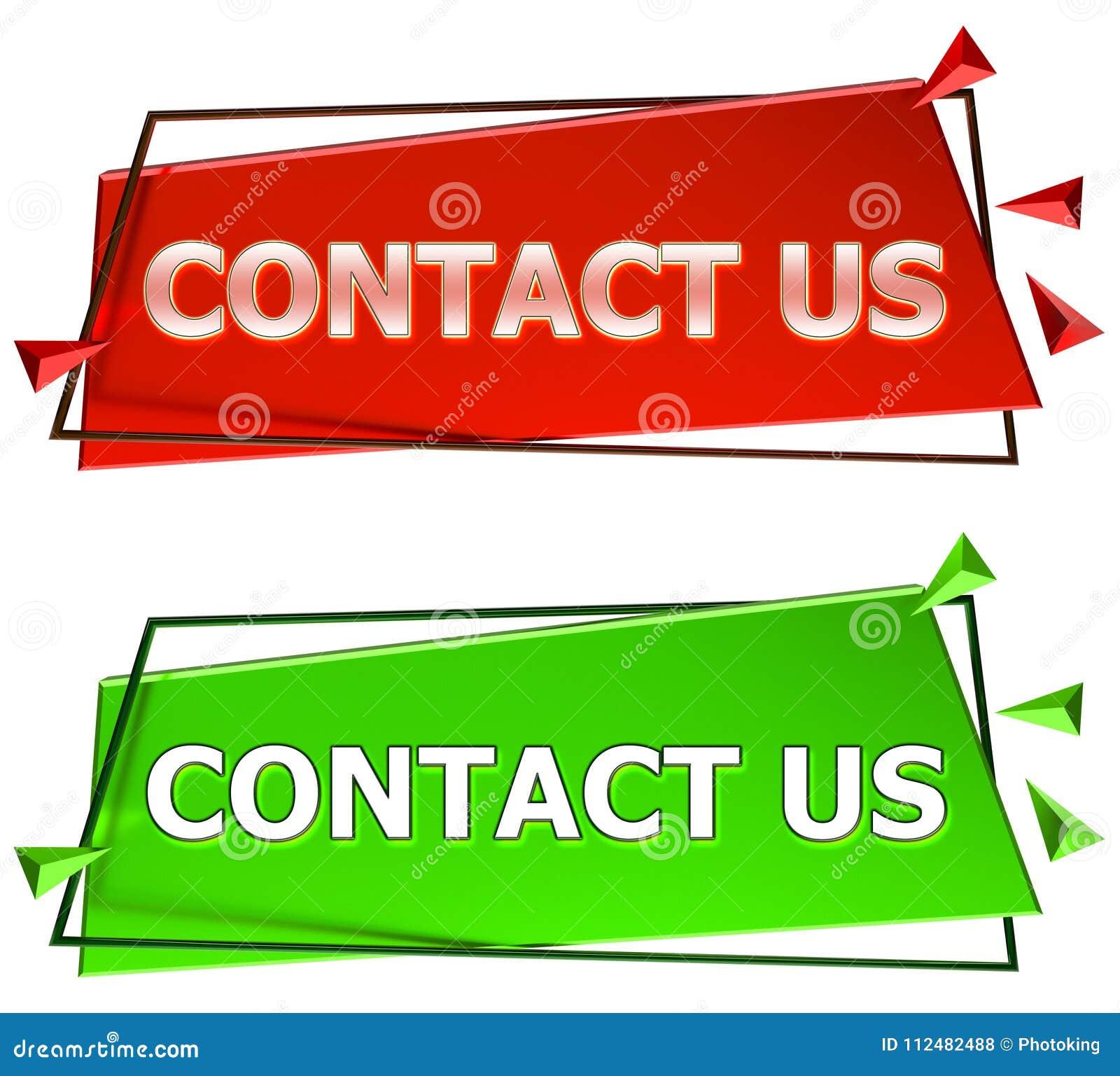 Contactez-nous signe