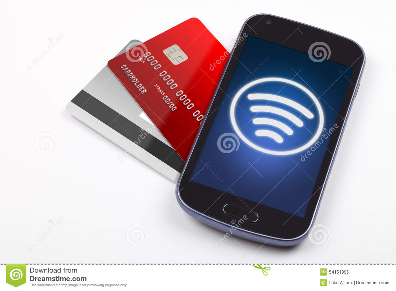contactless mobile