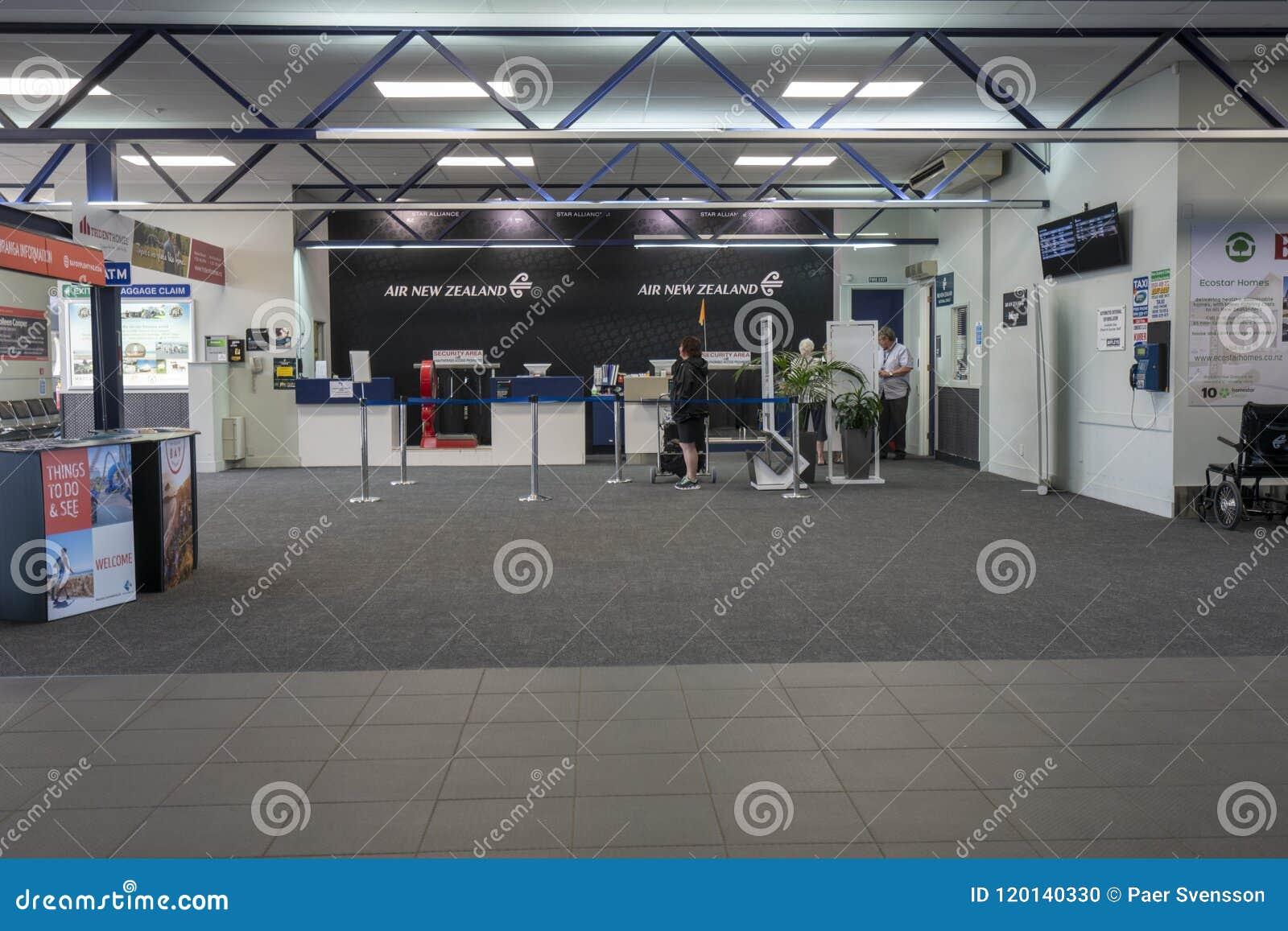 Contadores del incorporar, pequeño aeropuerto