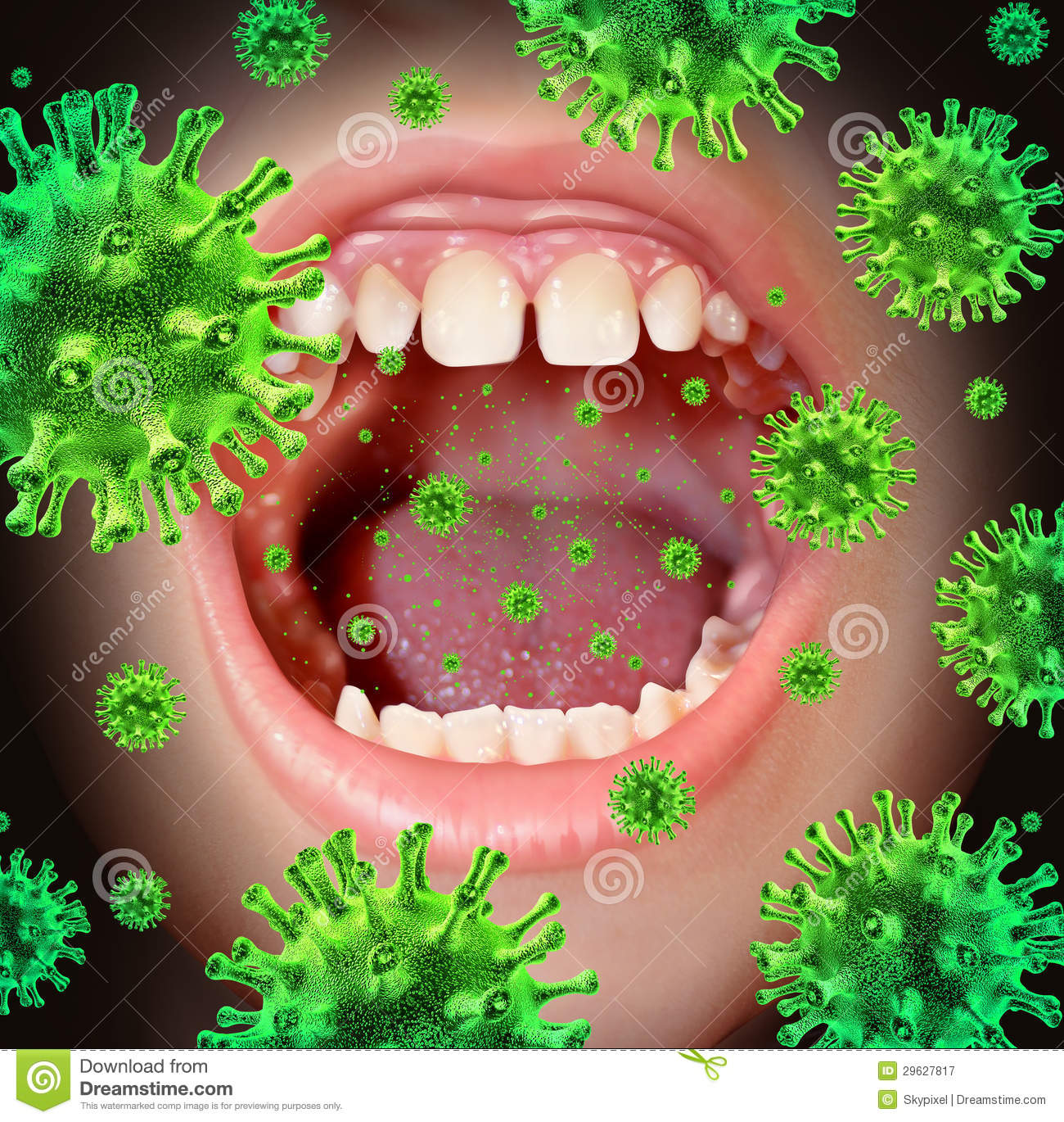 Contagious Disease Royalty Free Stock Photography - Image: 29627817