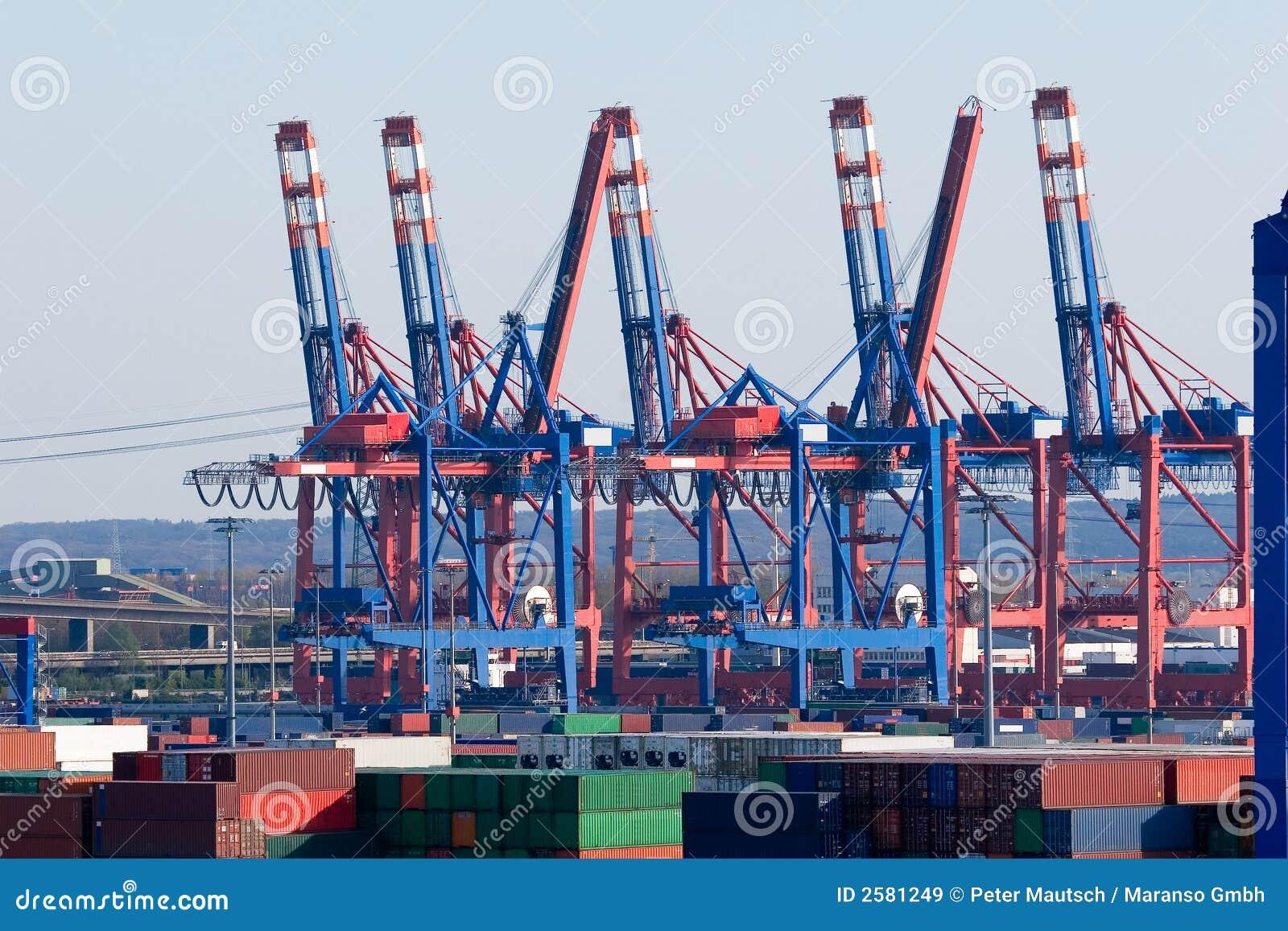 Container EindHamburg