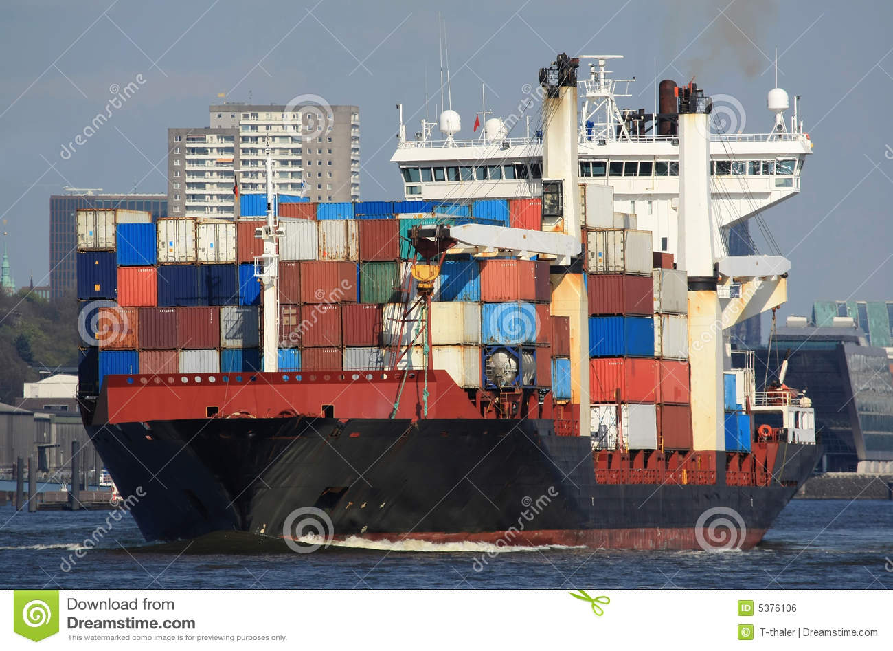 Container Shipping VII