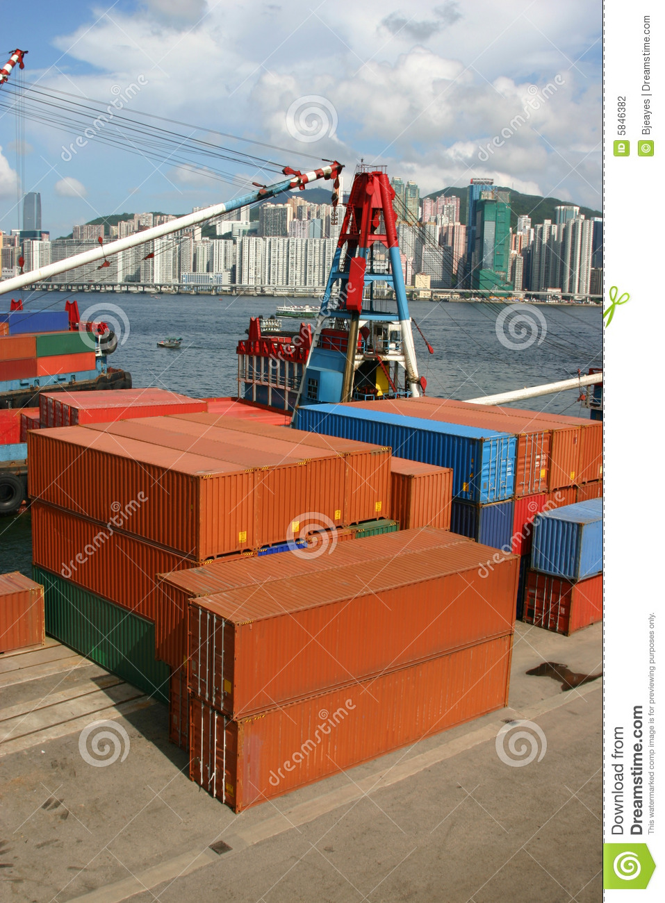 Global Container Shipping Industry