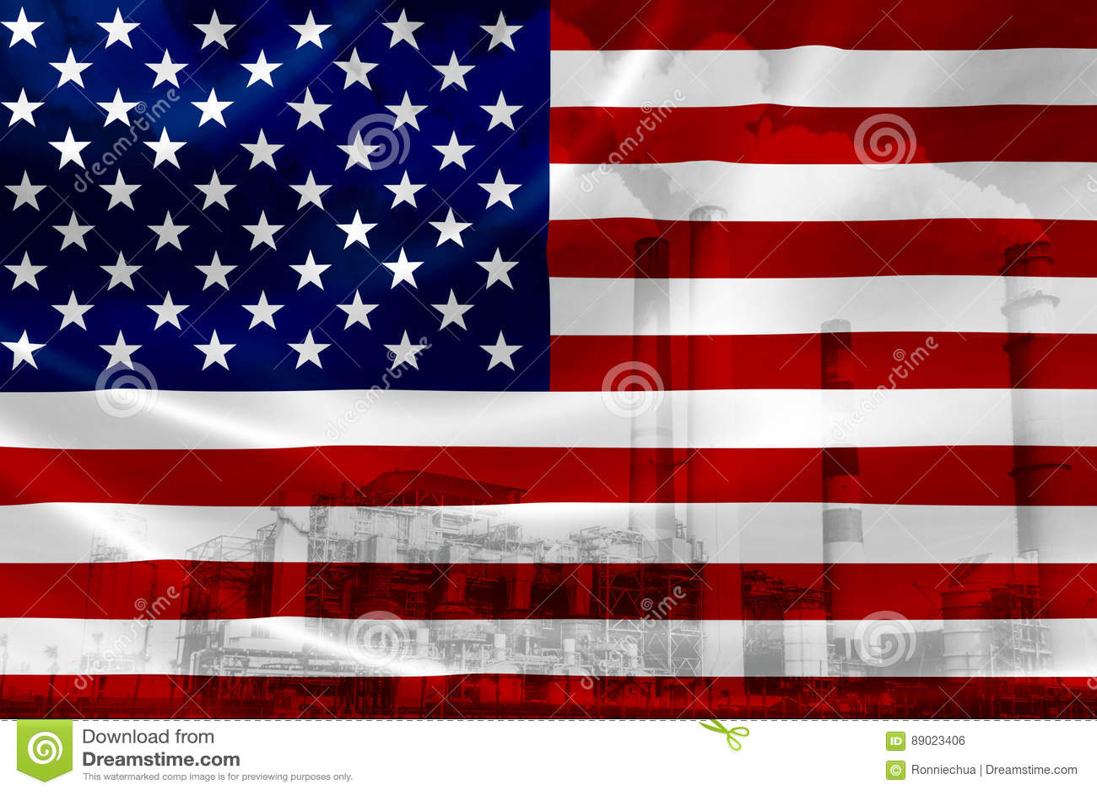Contaminación en los Estados Unidos de América