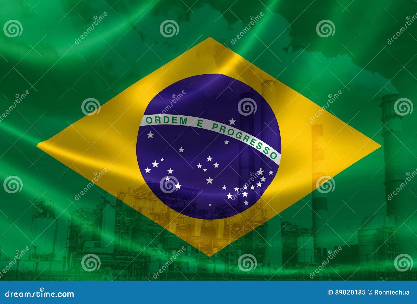 Contaminación industrial en el Brasil