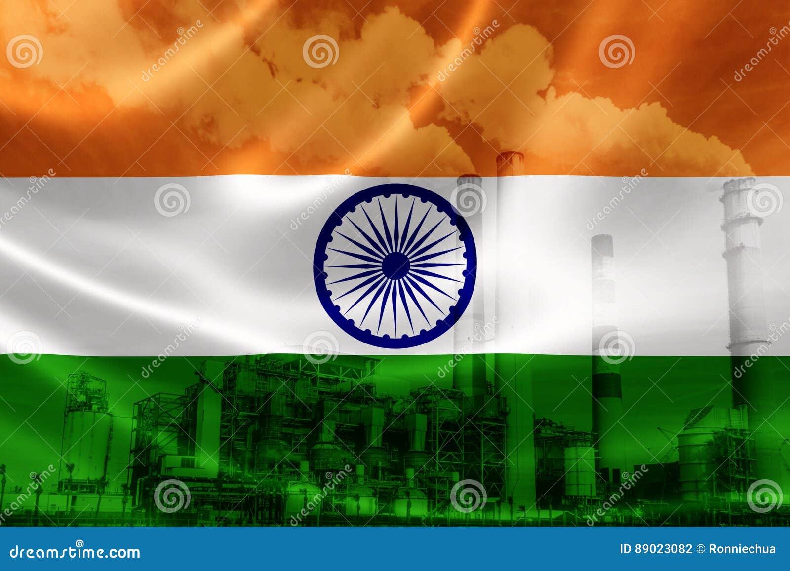 Contaminación industrial en la India