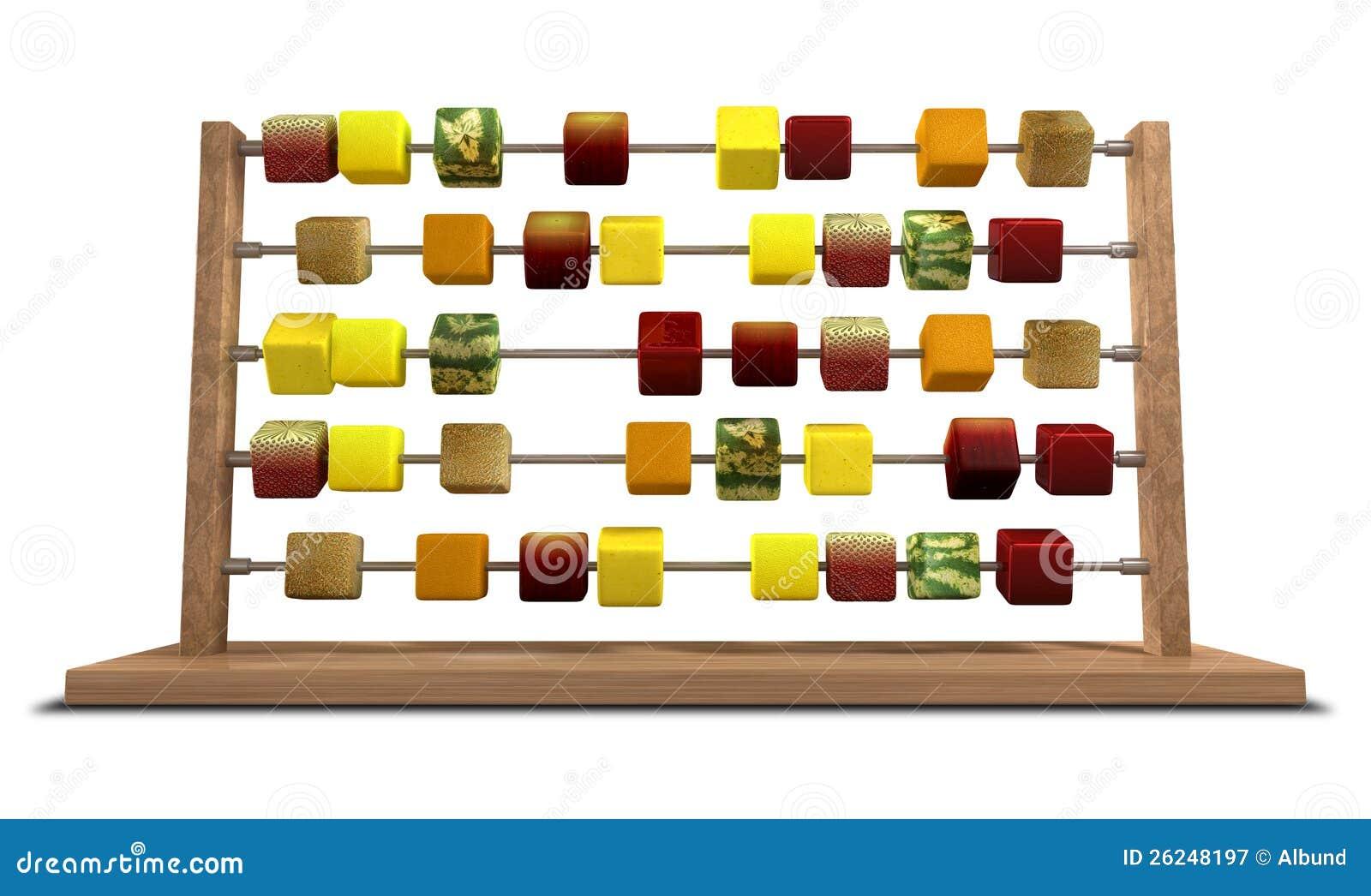 Conteggio di caloria illustrazione di stock. Illustrazione..