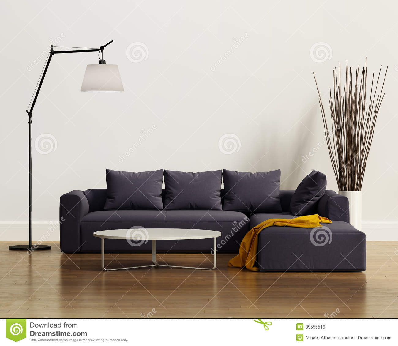 Contemporary elegant luxury purple sofa with cushions for Designer throws for sofas