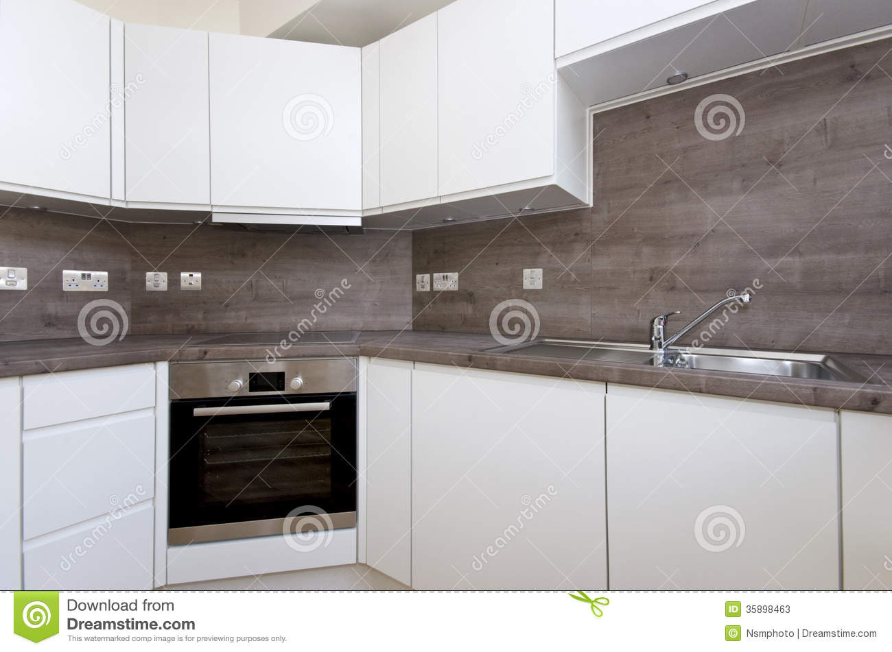 Kitchen Appliances Blogs Contemporary Kitchen With Natural Stone Worktop And Tiles