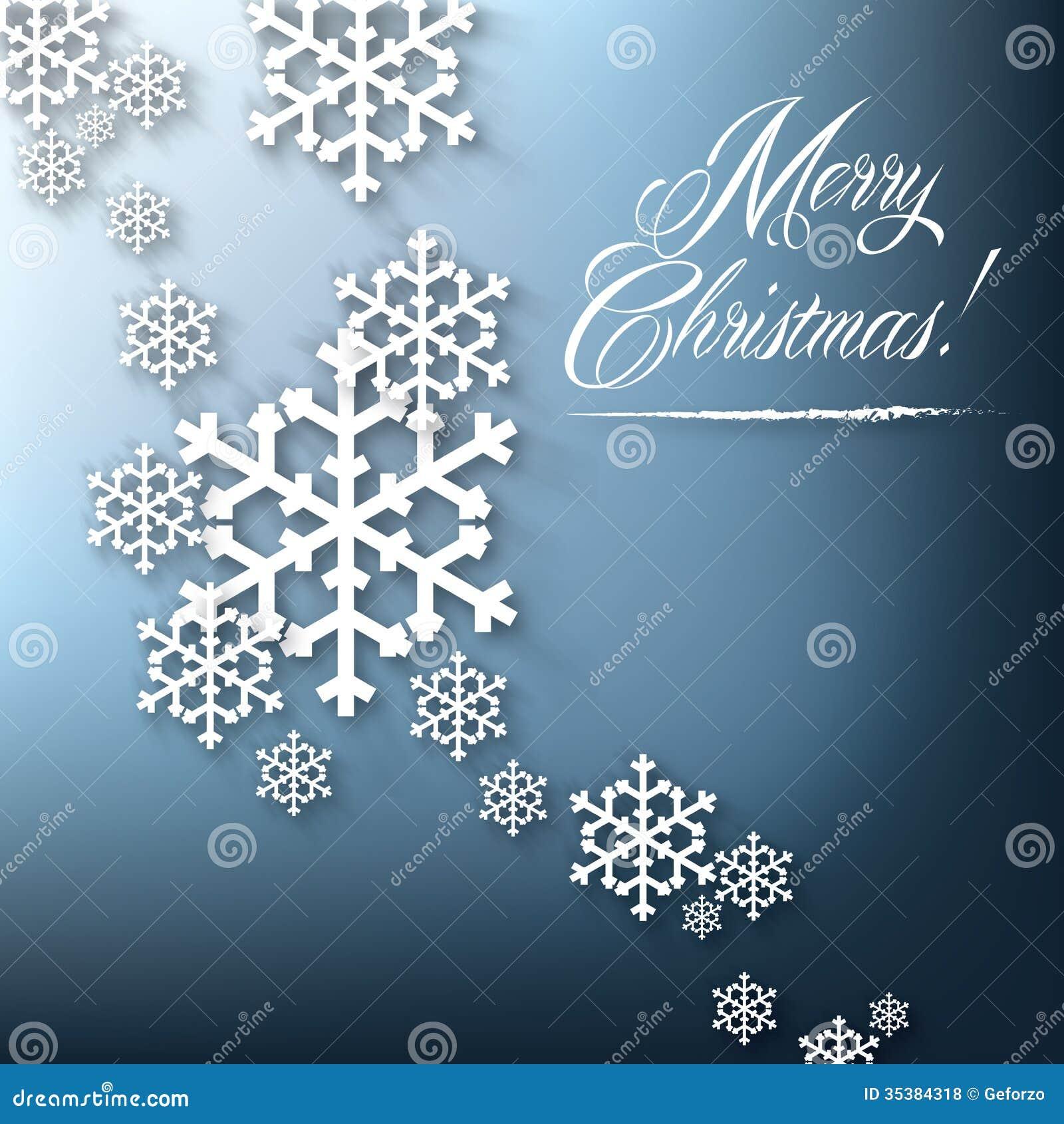 Merry Christmas Card Royalty Free Stock Photos Image