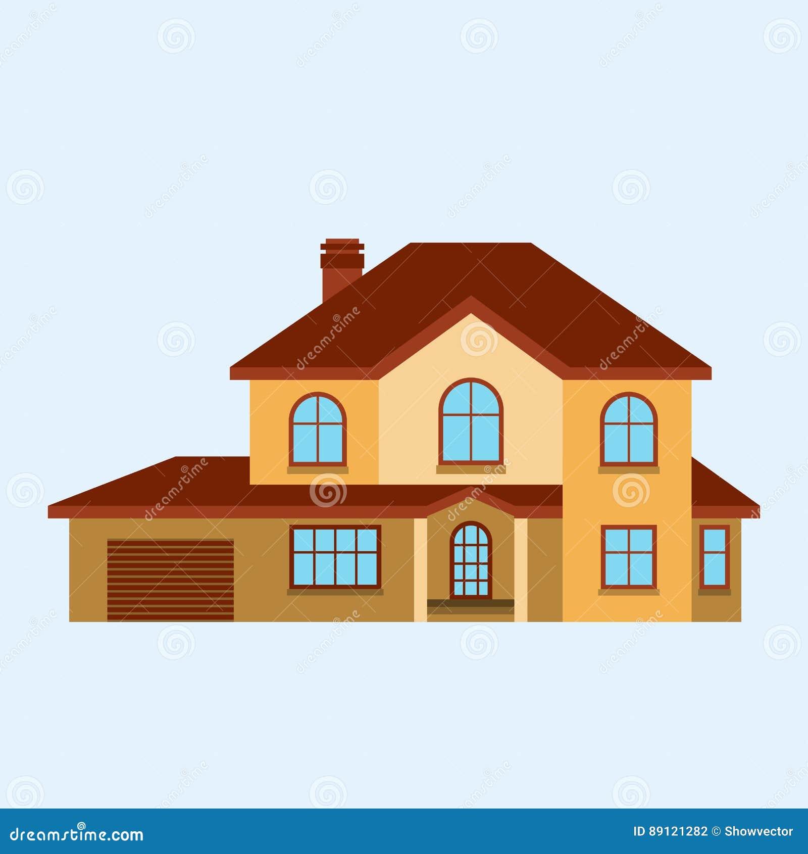 Contenga el apartamento residencial del tejado de la propiedad del estado de la construcción del hogar de la arquitectura del edi