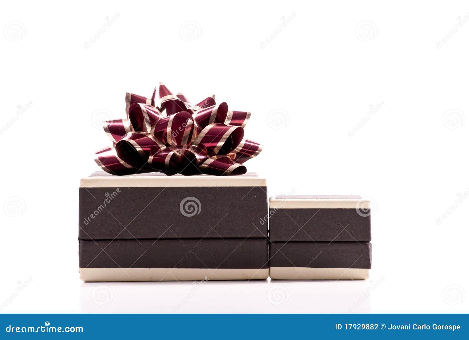 Contenitore di regalo dei monili