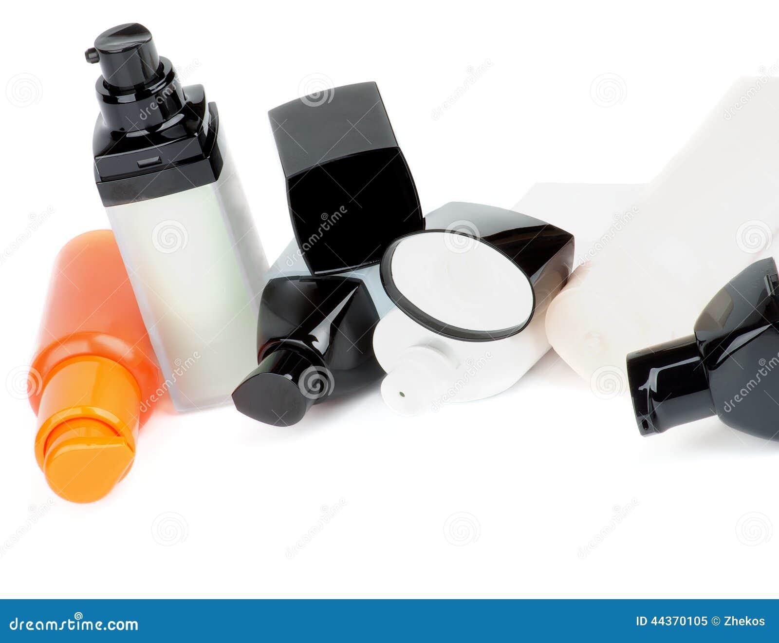 Contenitori facciali dei cosmetici