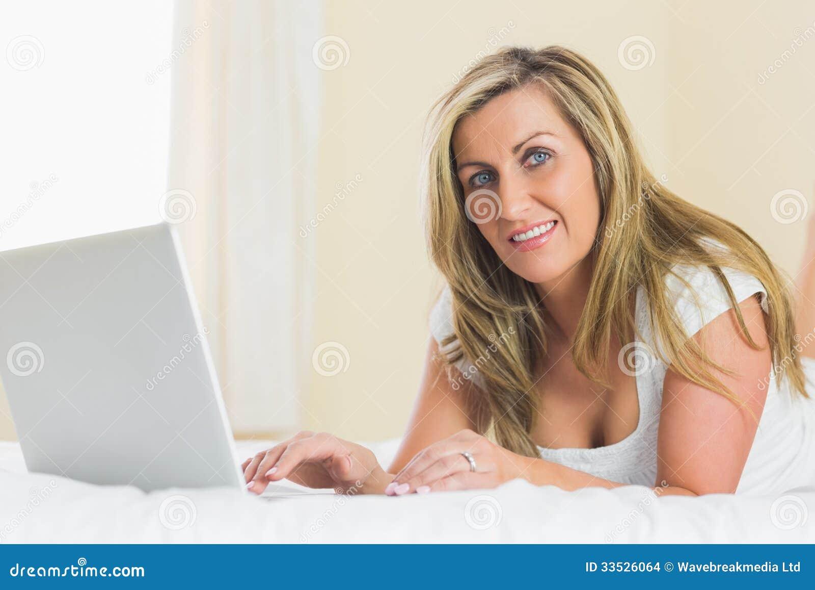 Adult lesbian older sex woman