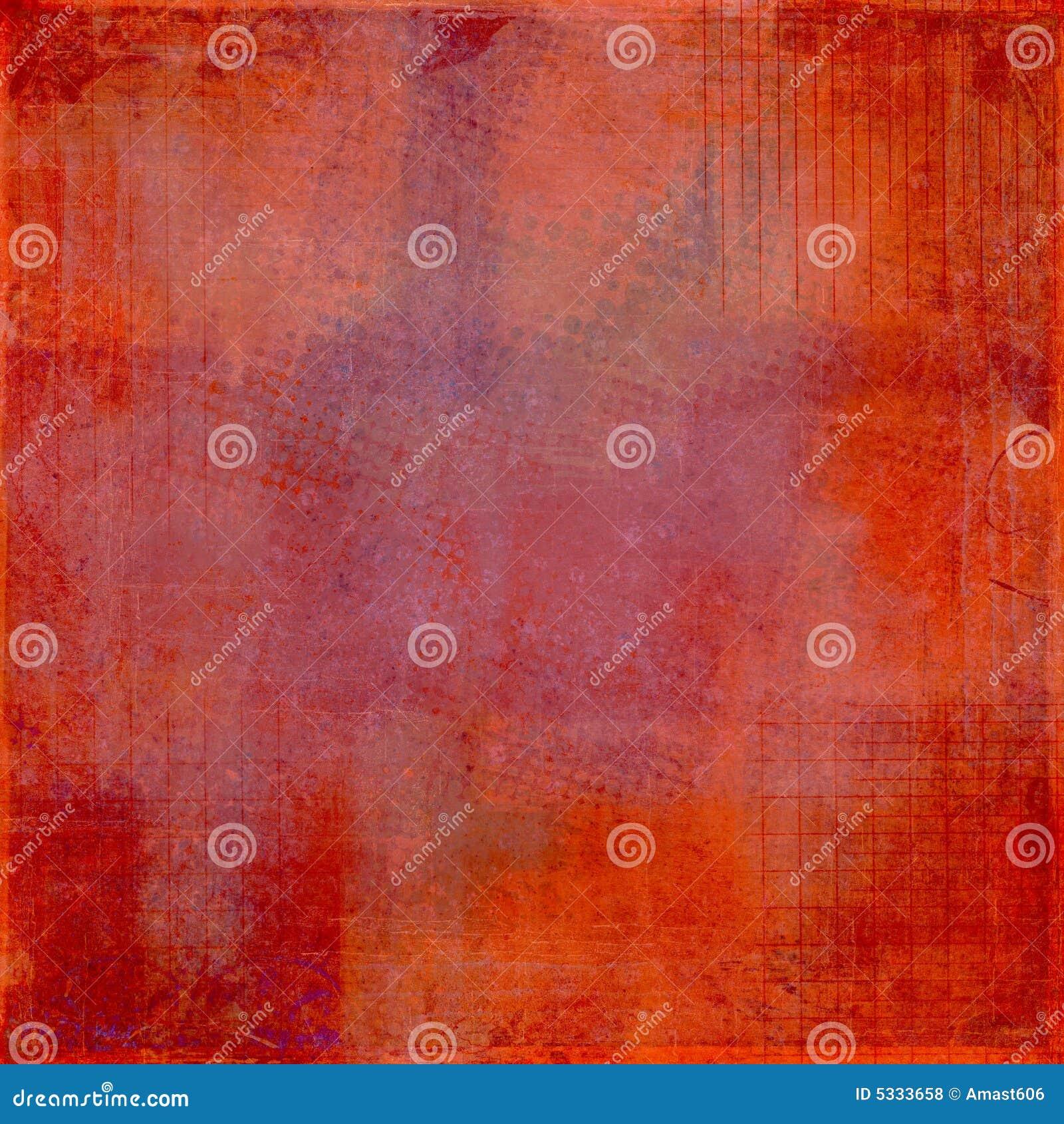 Contesto modificato ambrato ricco stampato in neretto