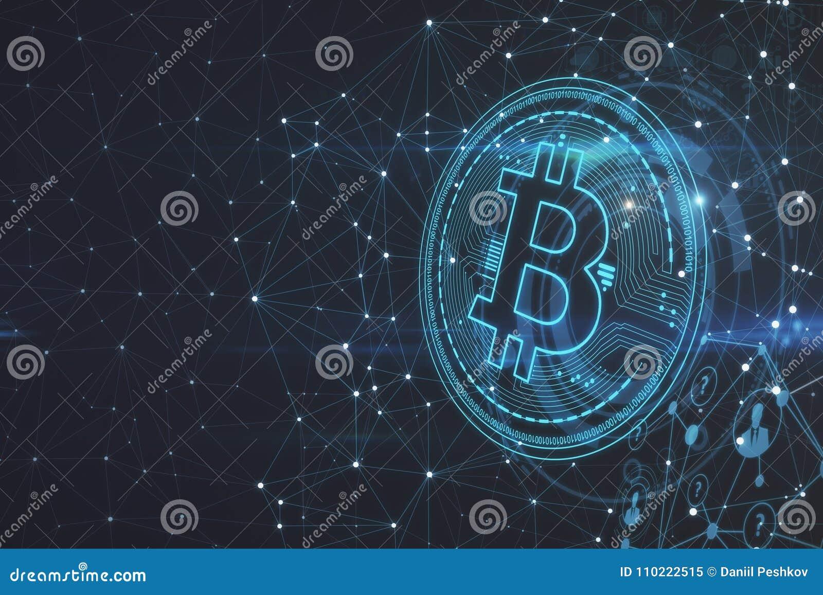 Contexte polygonal de bitcoin