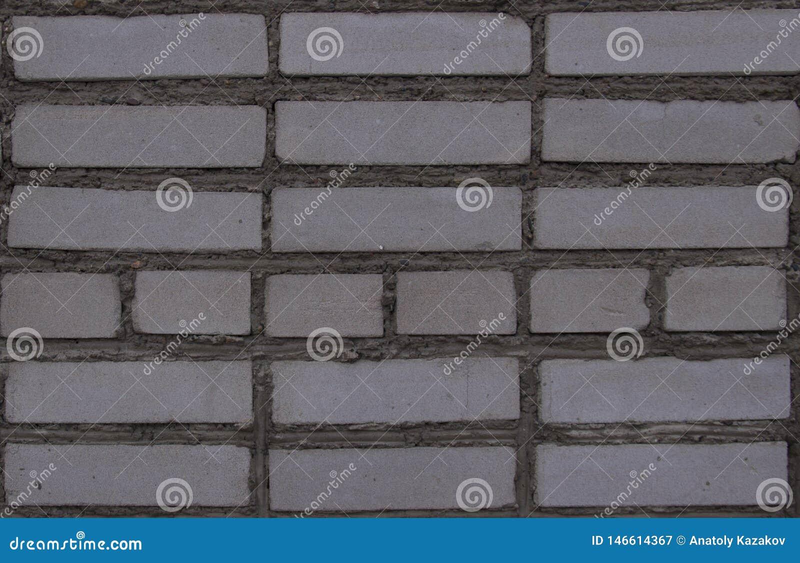 Contexto de uma parede de tijolo
