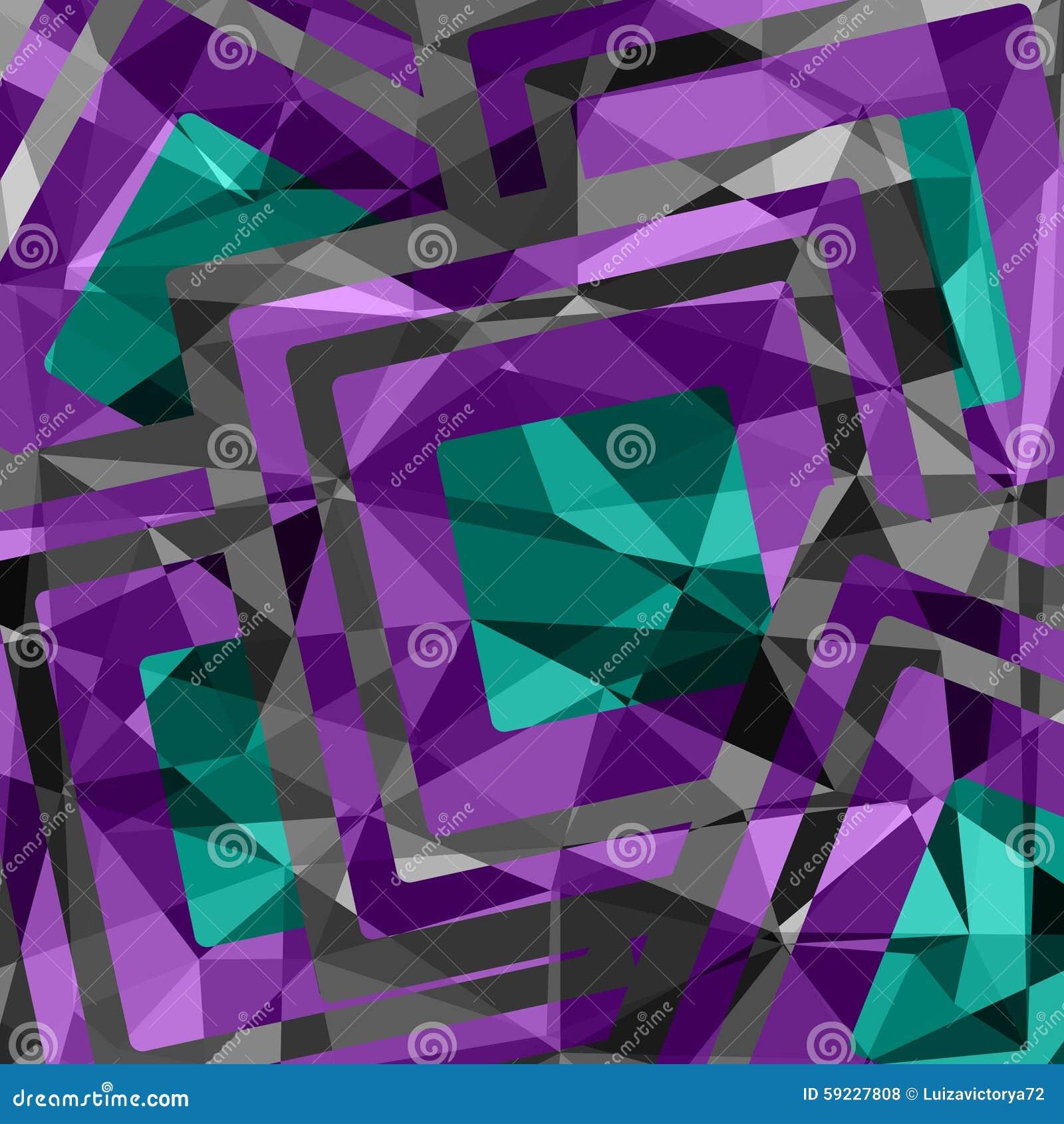 Download Contexto Moderno Abstracto Colorido, Ejemplo Ilustración del Vector - Ilustración de belleza, futurista: 59227808
