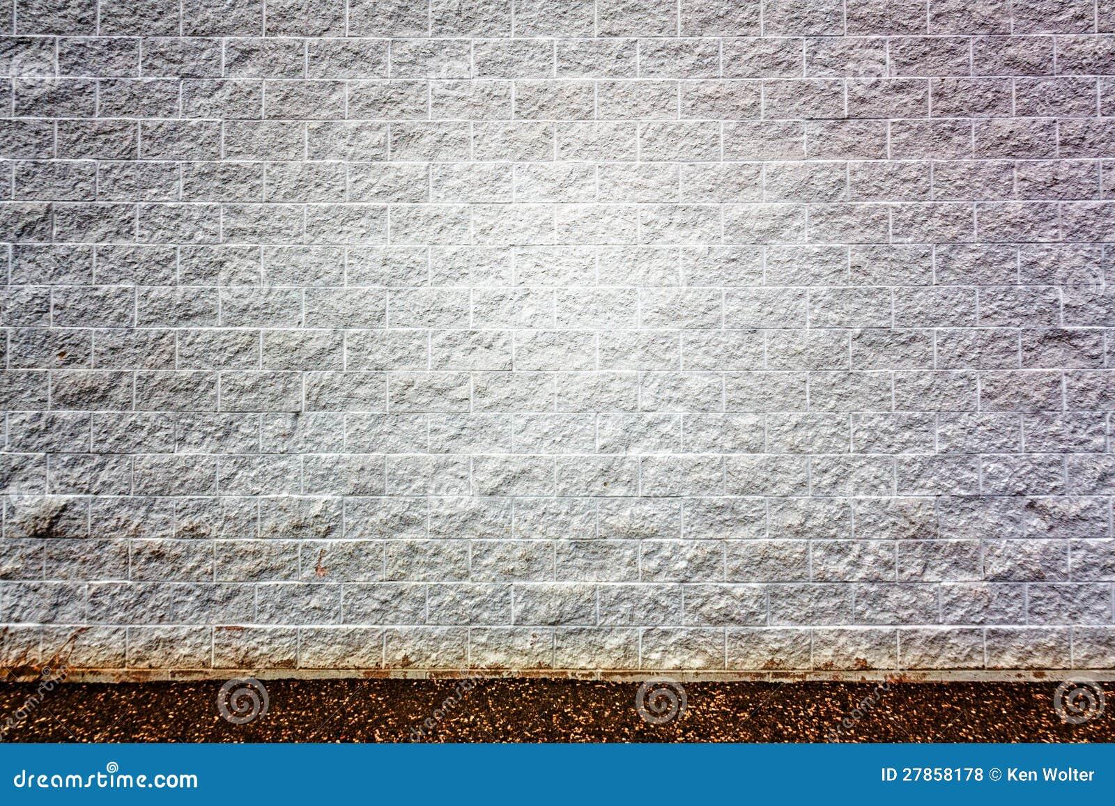 Contexto o fondo con las paredes blancas del bloque fotos - Imagenes para paredes ...