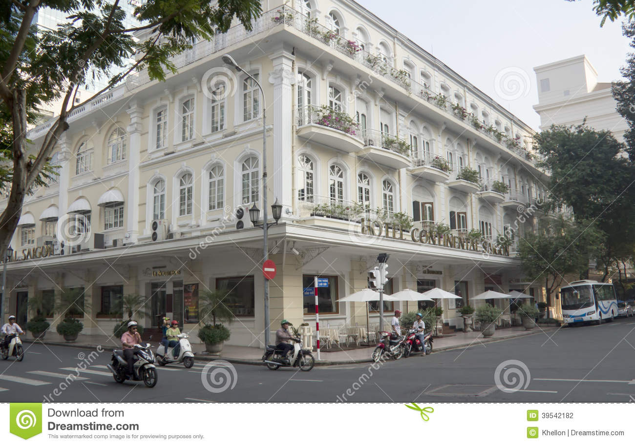 Continentaal hotel
