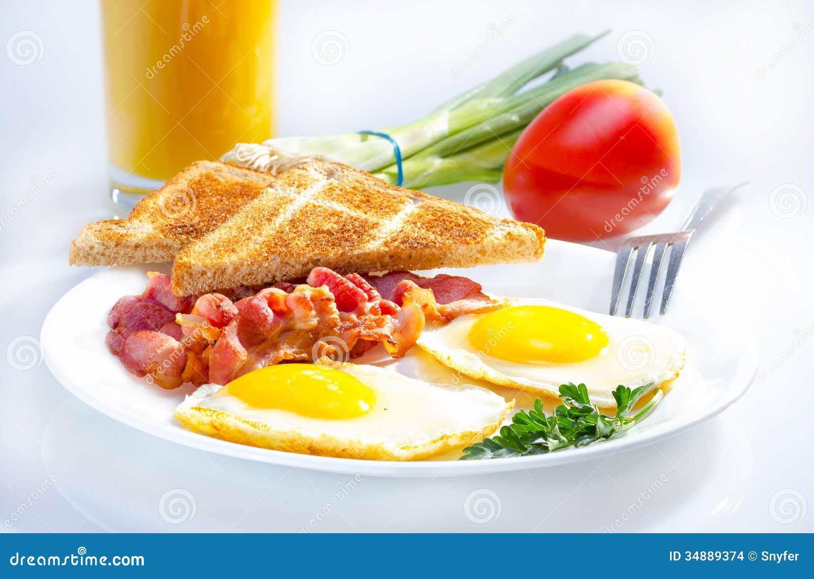 Continentaal ontbijt.