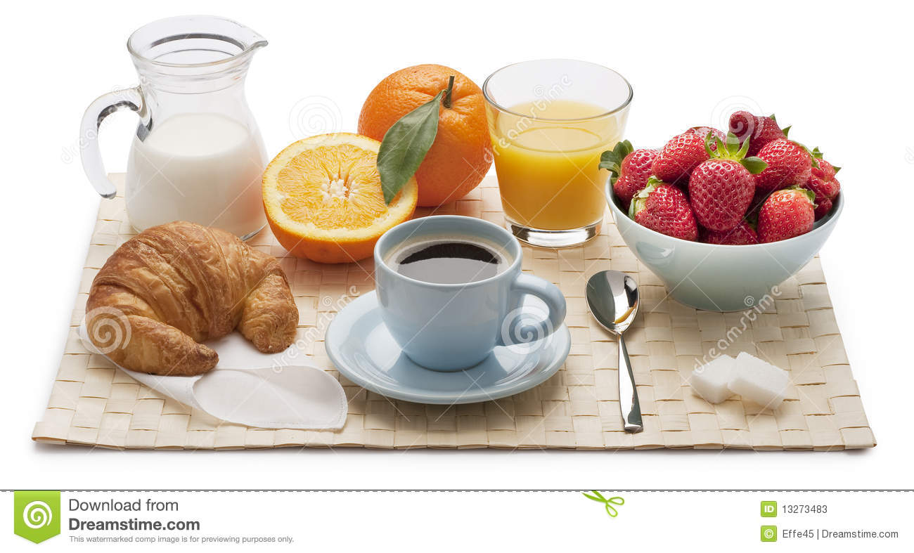 Continental Breakfast Stock Photos Image 13273483