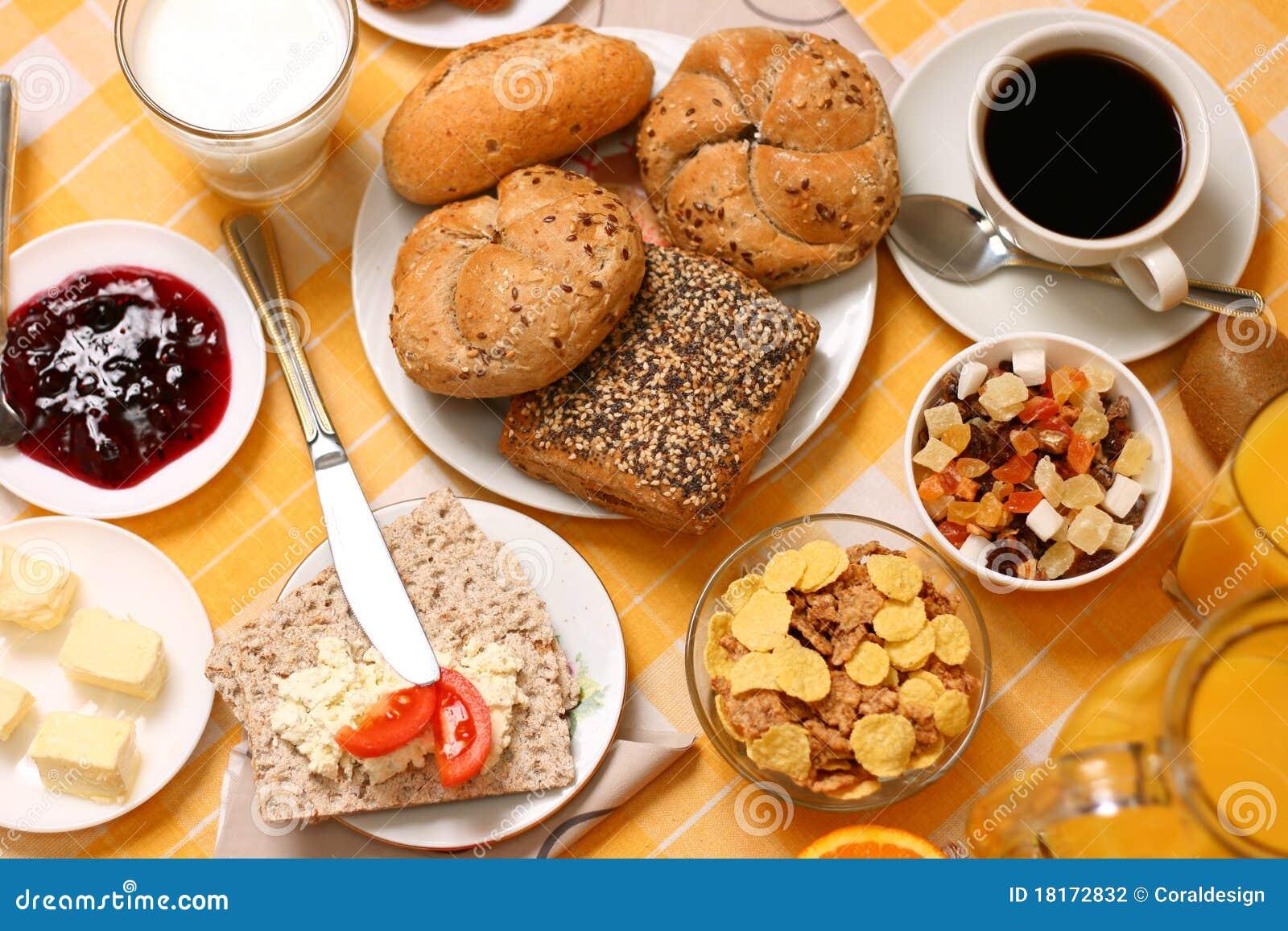 Что такое завтрак континентальный