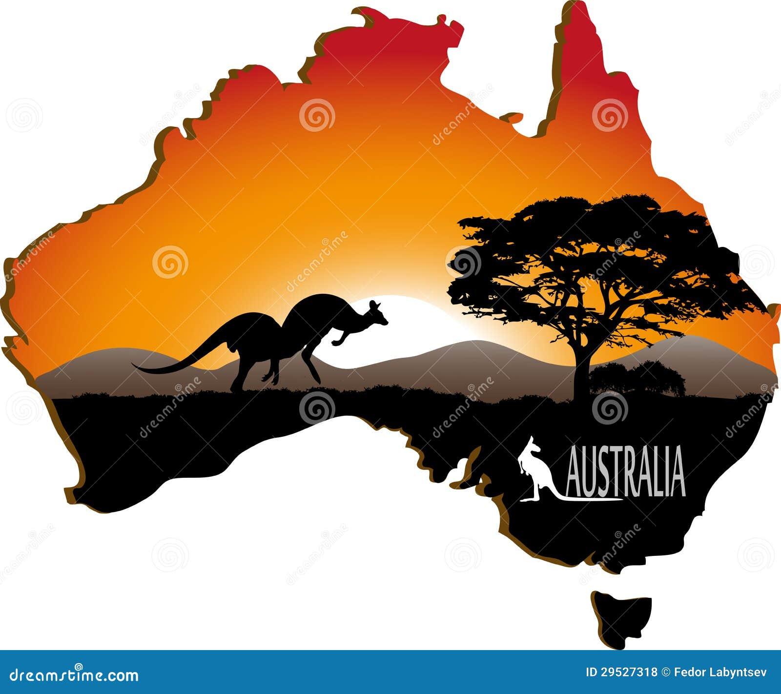 Continente australiano