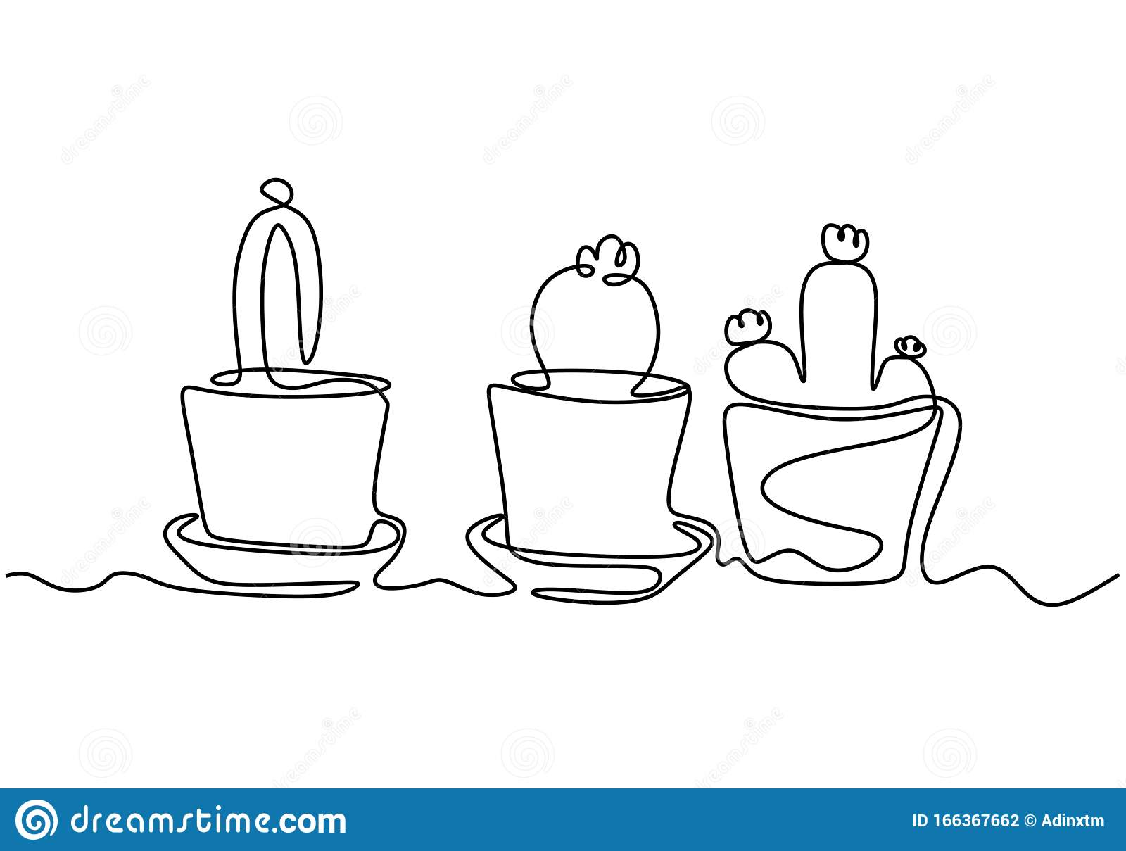 Lineart Succulents Stock Illustrations 44 Lineart Succulents Stock Illustrations Vectors Clipart Dreamstime