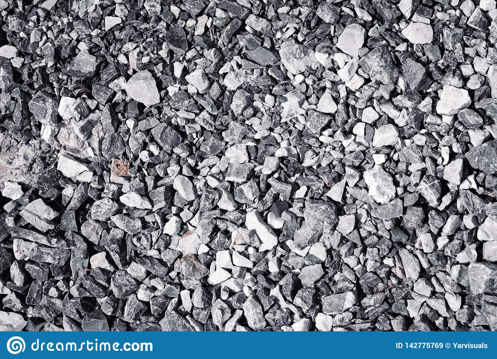 The Continuous Space Filled With Granite Gravel Texture White Pebbles Stone Background Gravel Stone Wallpaper Landscape Concep Stock Image Image Of Brown Detail 142775769