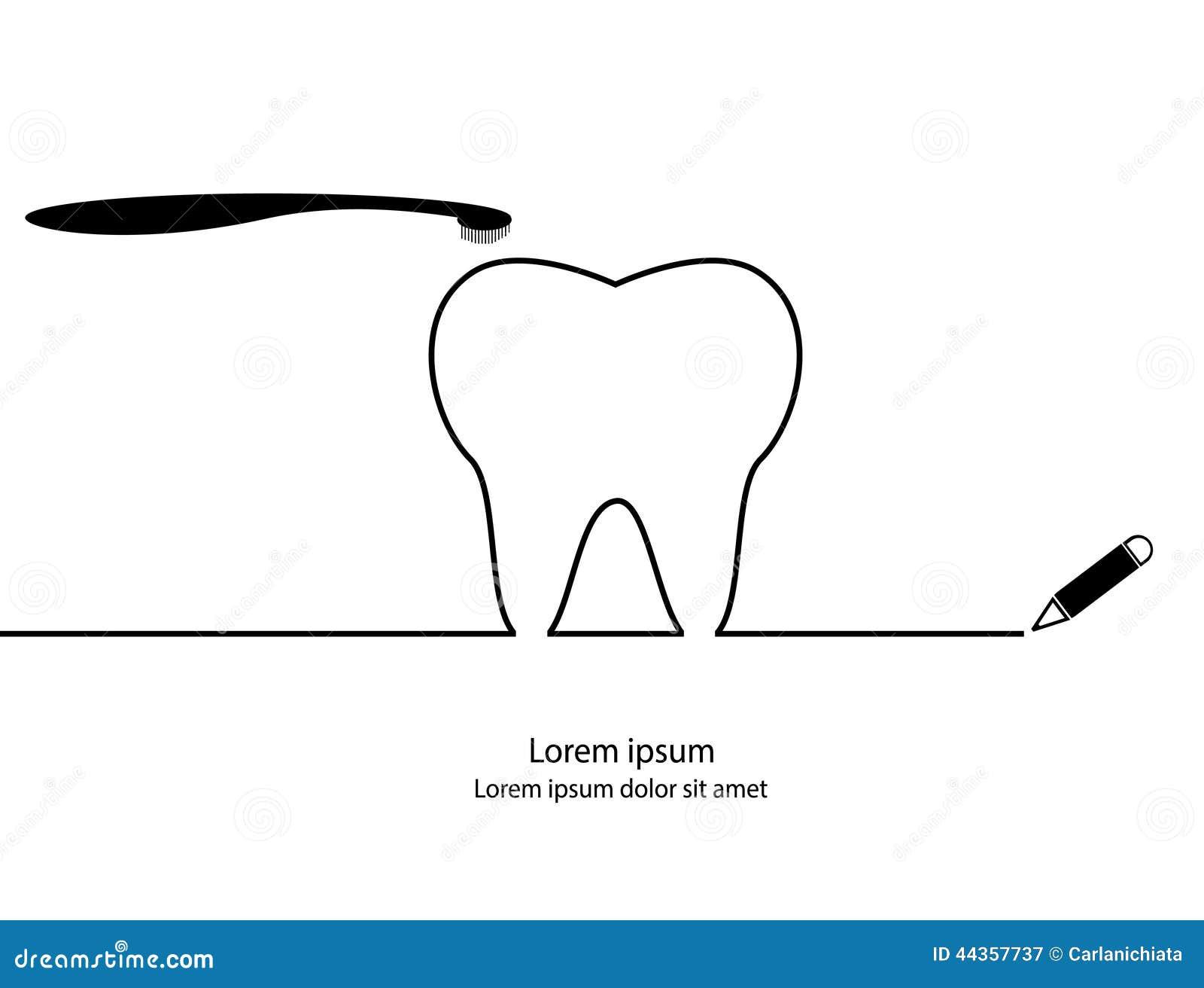 Contorno del dente