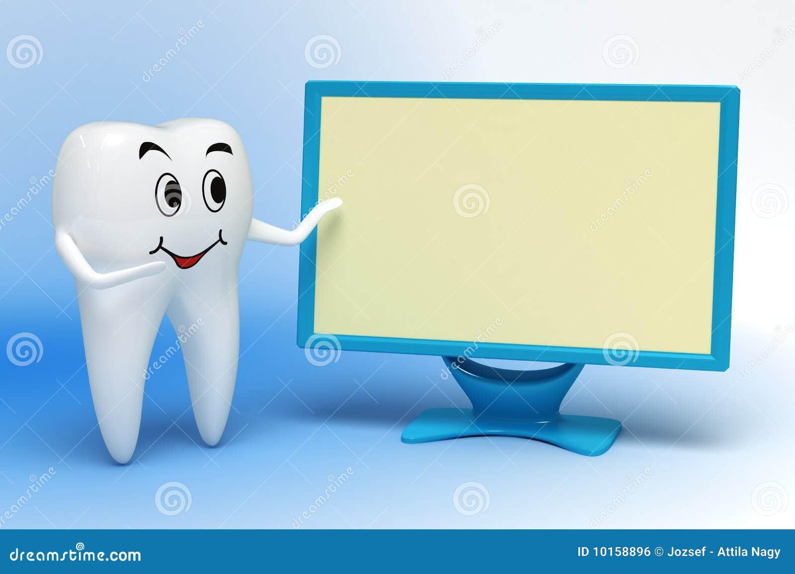 Contrôlez l indication la dent