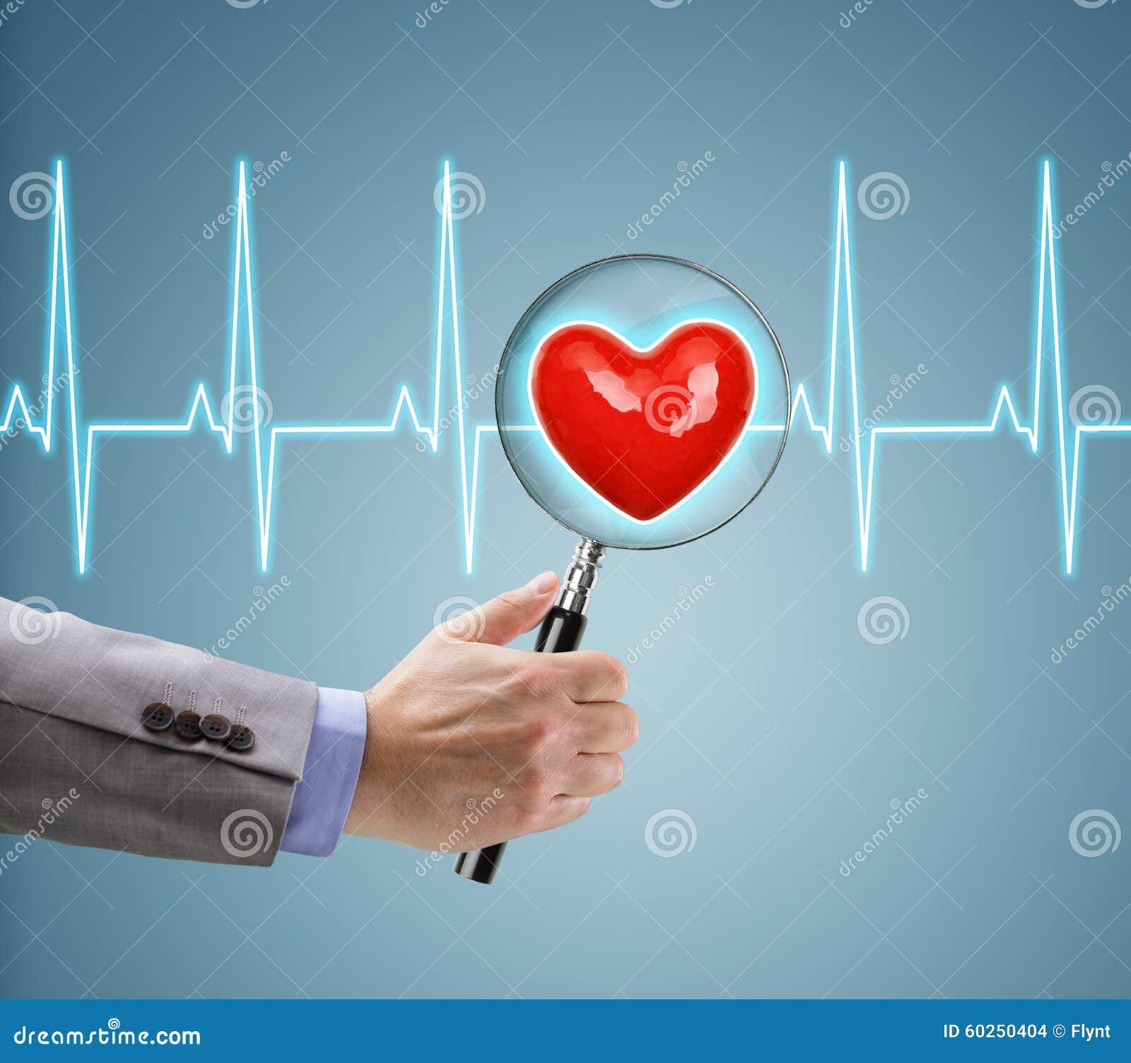 Contrôle de santé de coeur