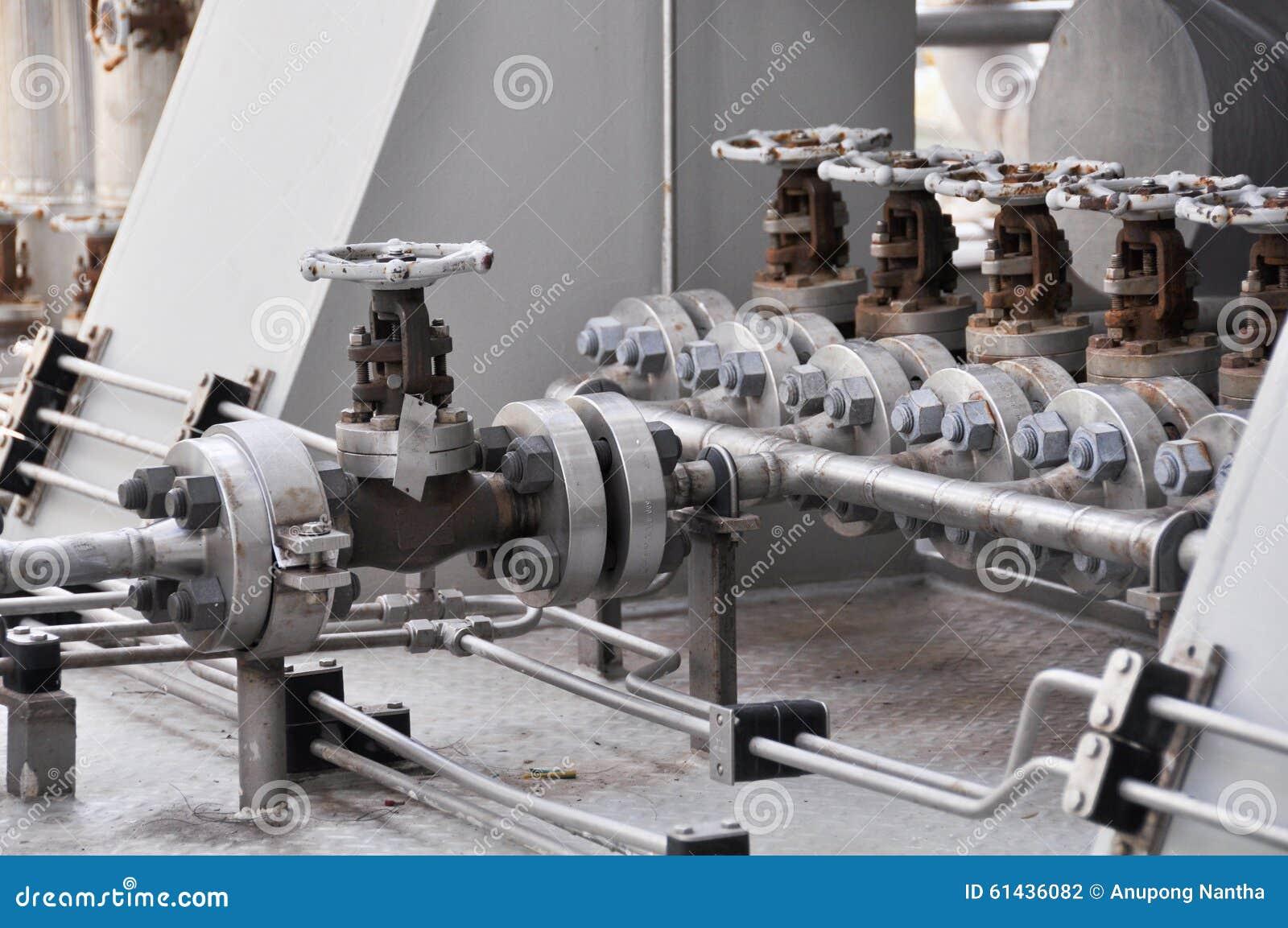 Contrôle de valve dans le dérapage de turbine Beaucoup valve réglée pour le processus et le contrôle de fabrication de contrôle p