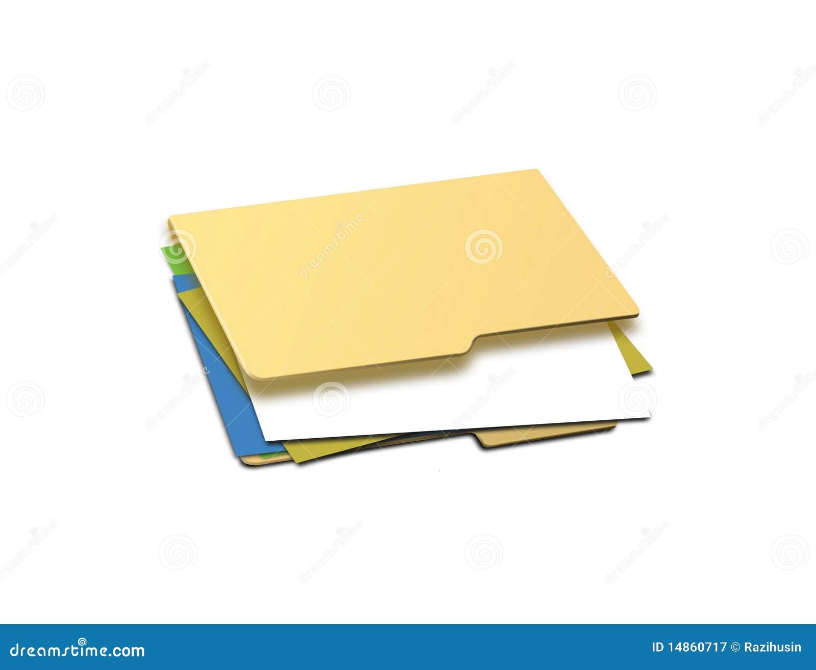 Contract folder