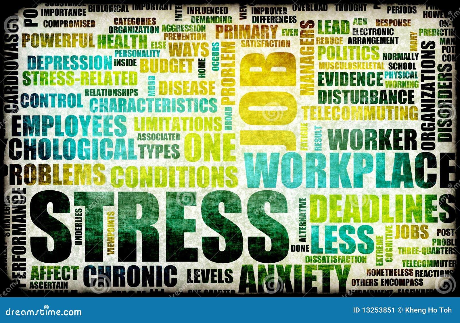 Contraintes du travail