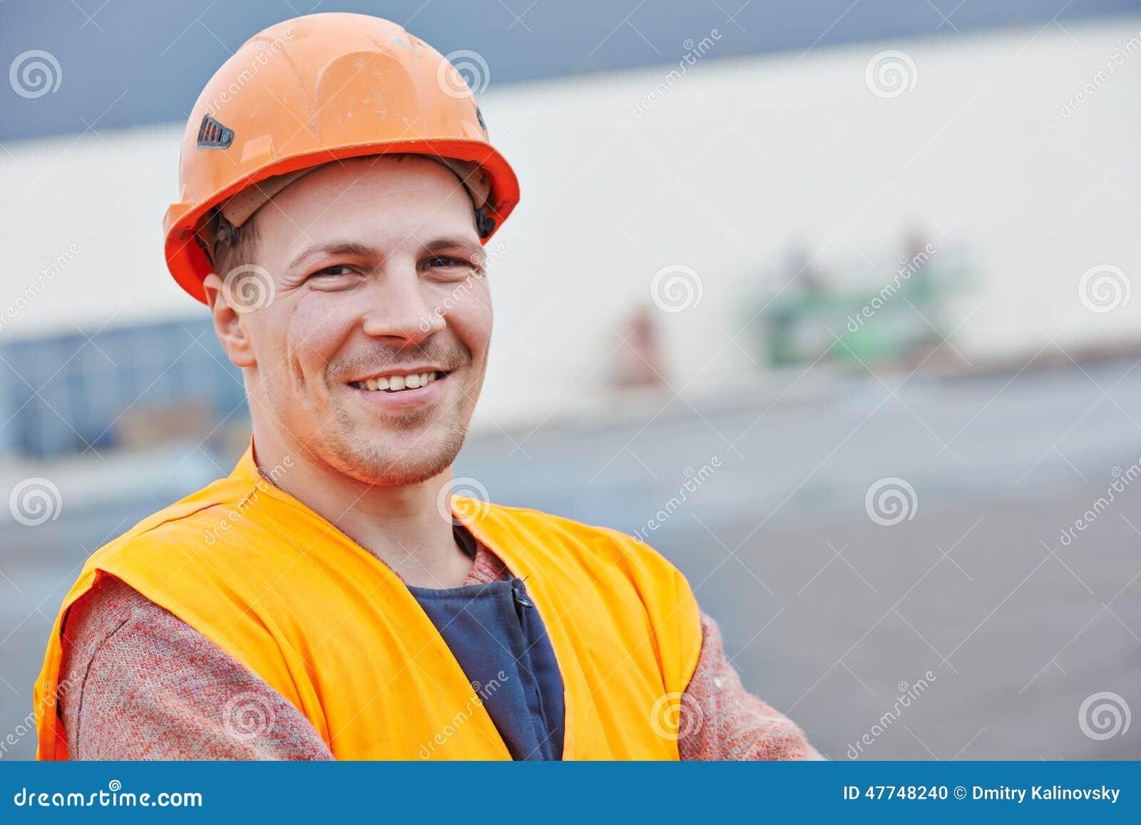 Contramestre do terreno de construção da construção