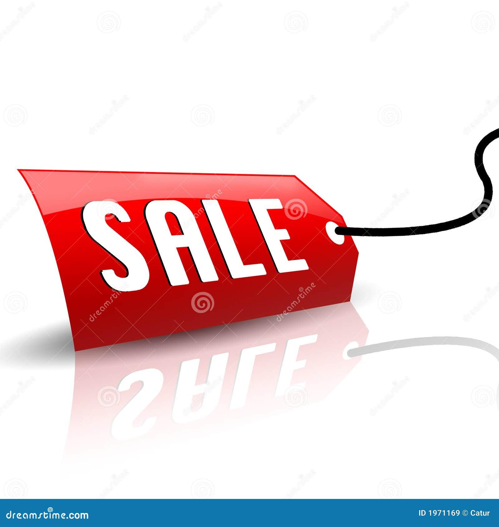 Contrassegno freddo di vendita