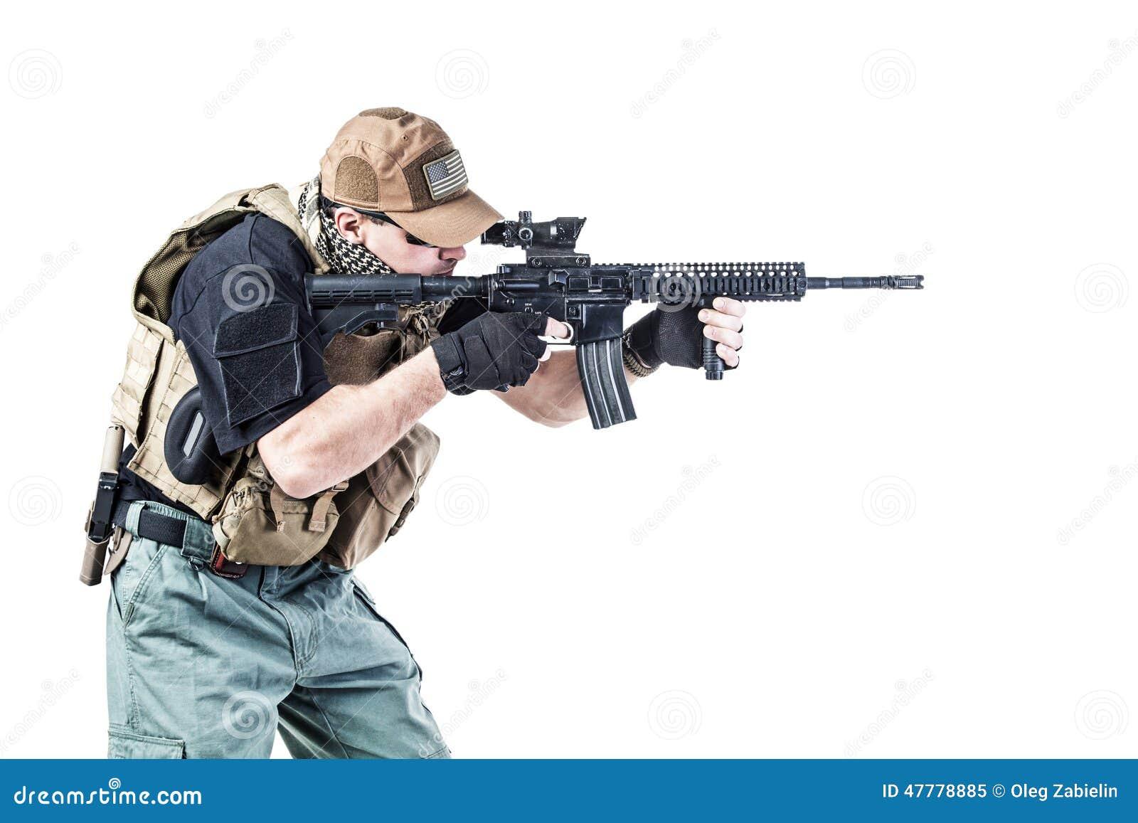 Contratante militar privado PMC