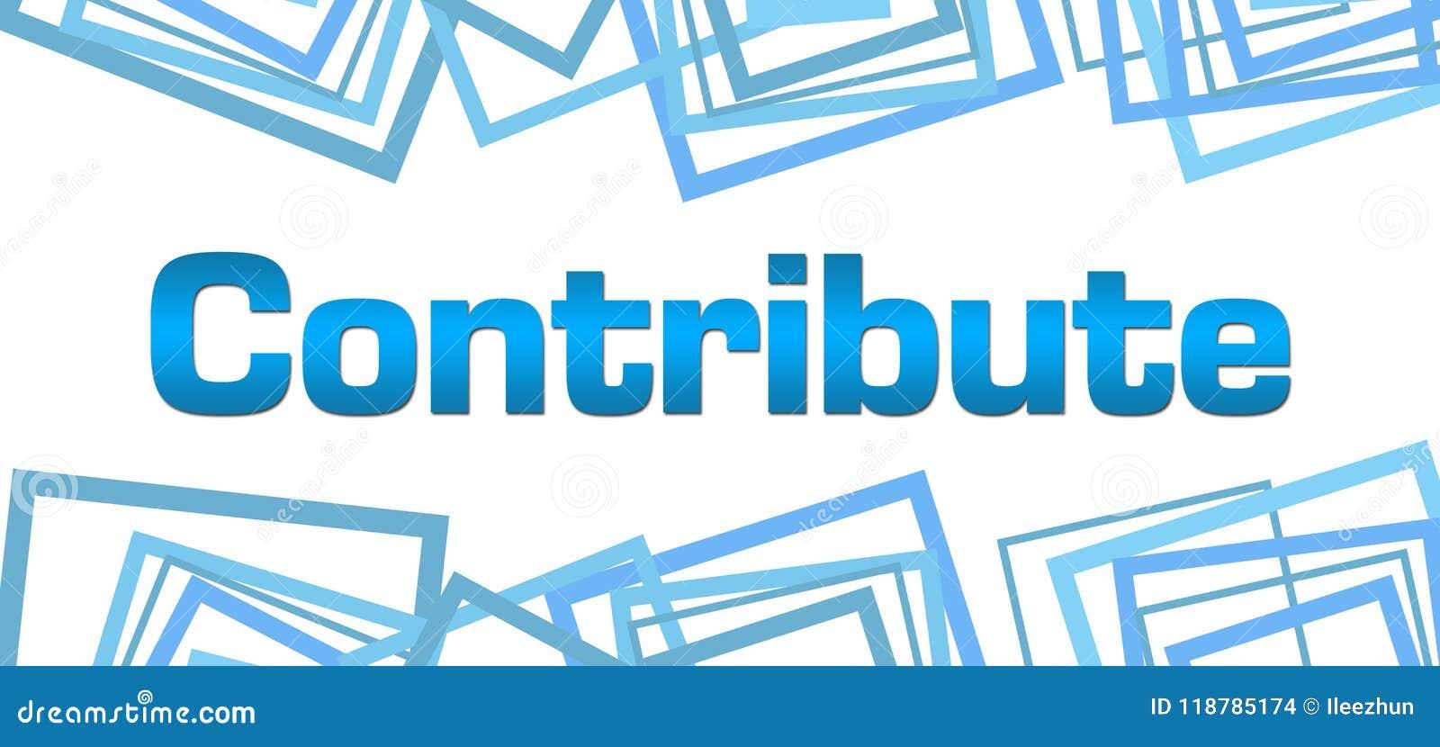 Contribuez le dessus inférieur de places aléatoires bleues