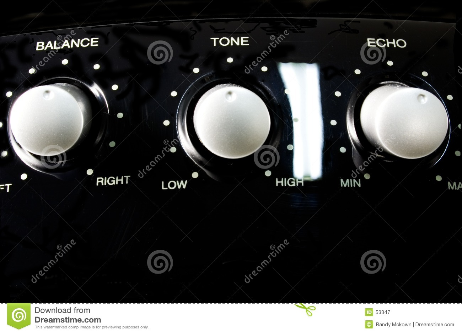 Control audio