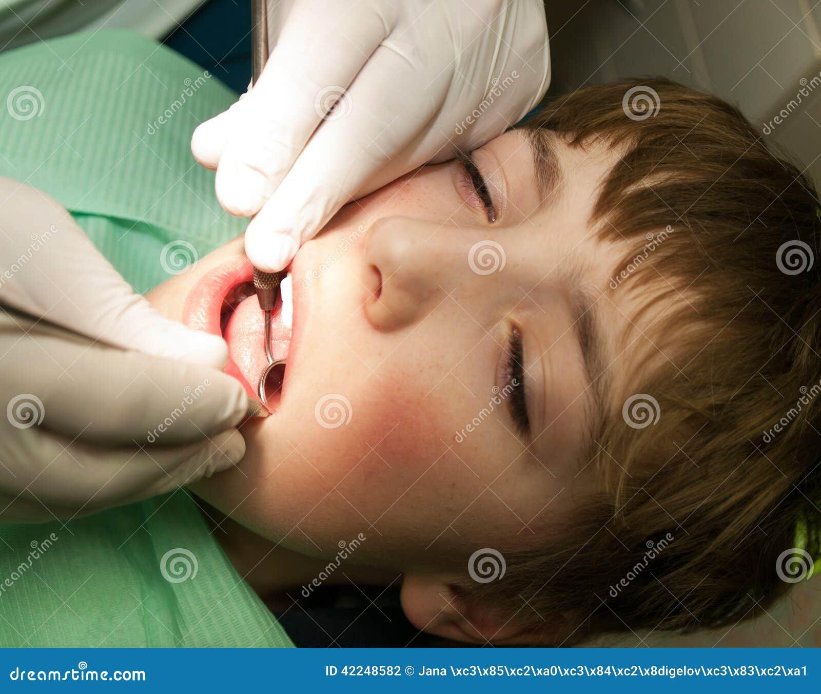 Control del diente de la prevención