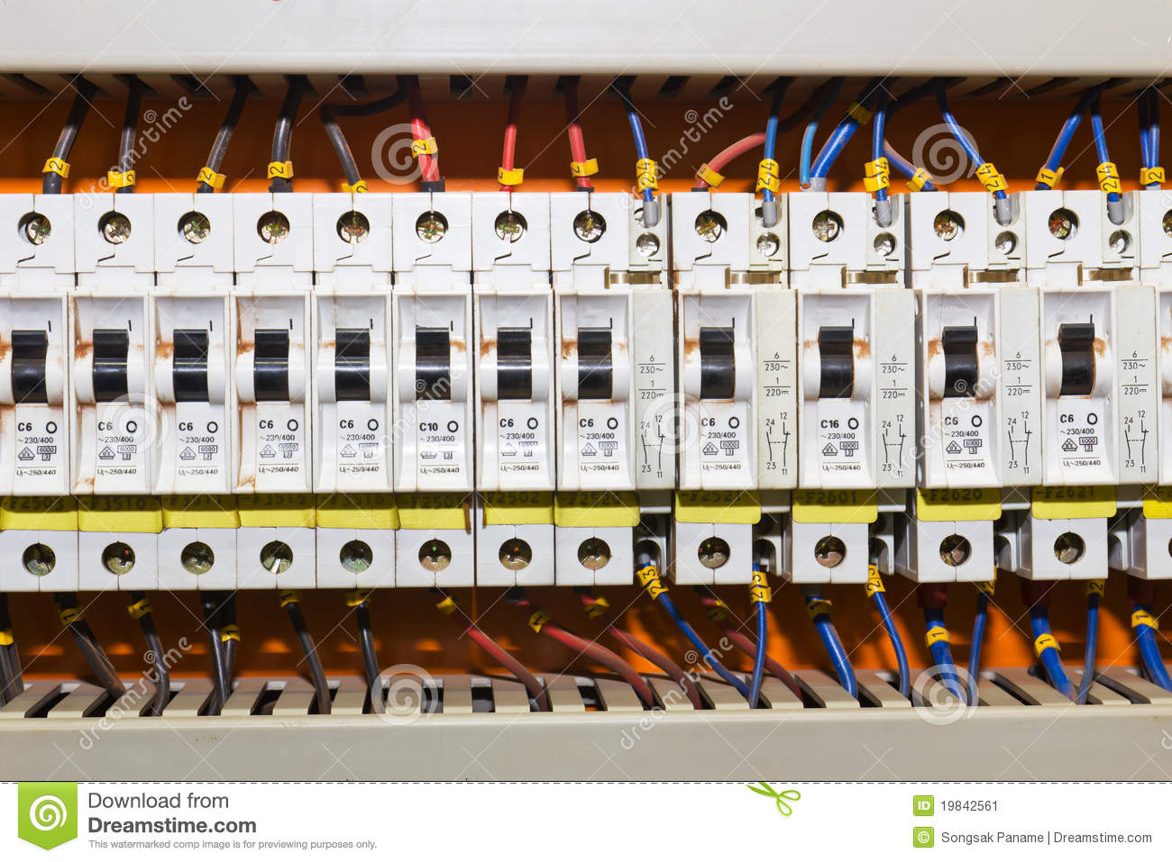component cabinet