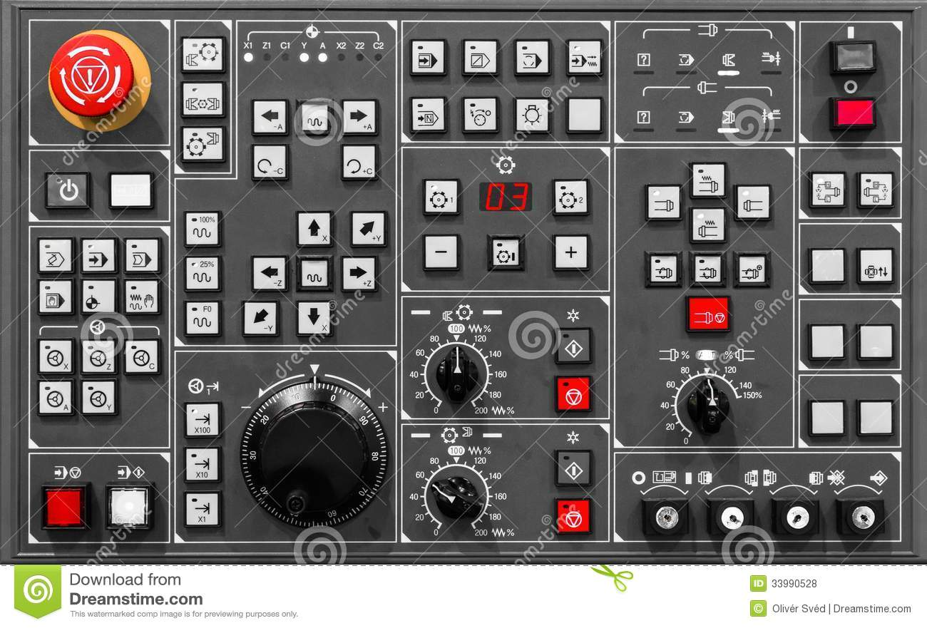 Control Panel Texture Stock Photo Image Of Background