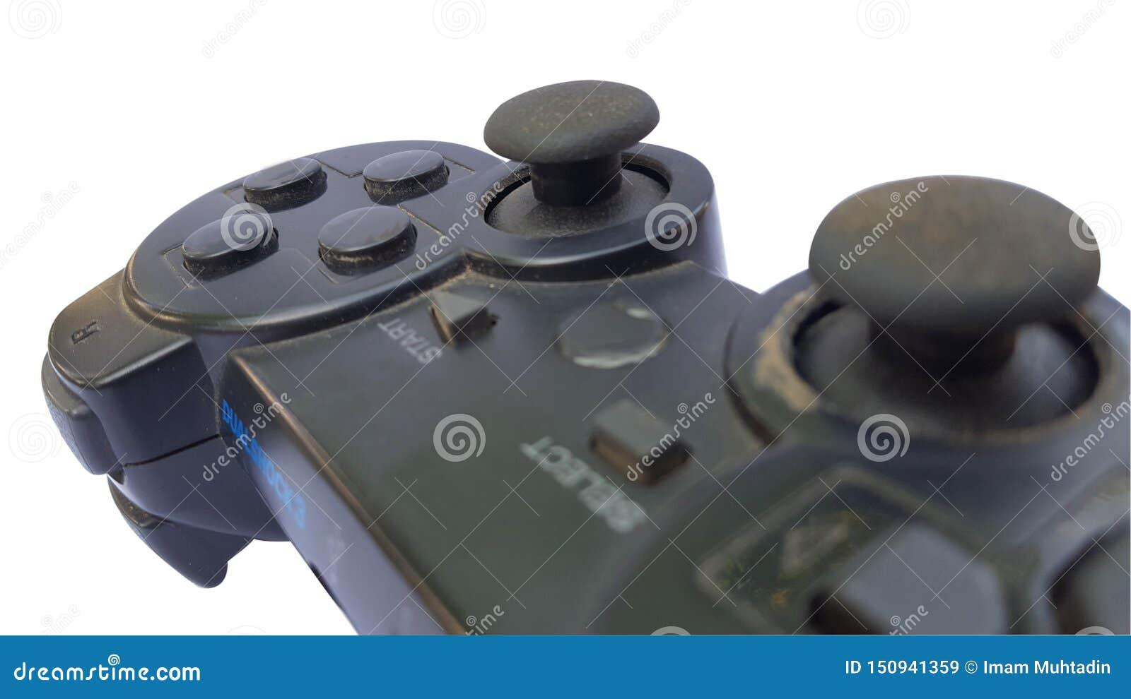 Controlador do jogo, equipamento para jogar jogos para uma experiência melhor do jogo