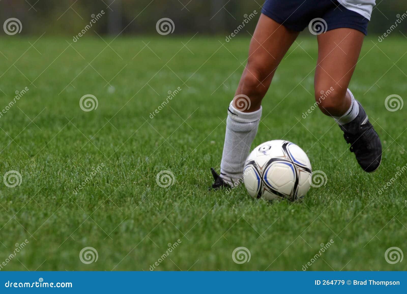 Controle do futebol