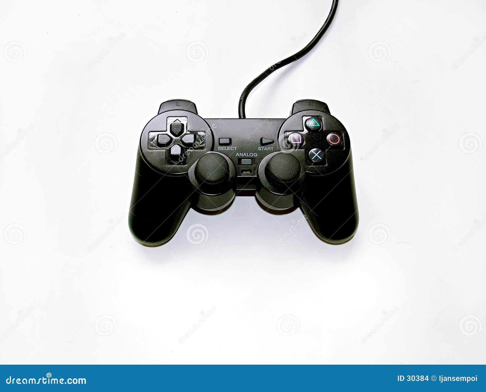 Download Controler del juego foto de archivo. Imagen de electrónico - 30384