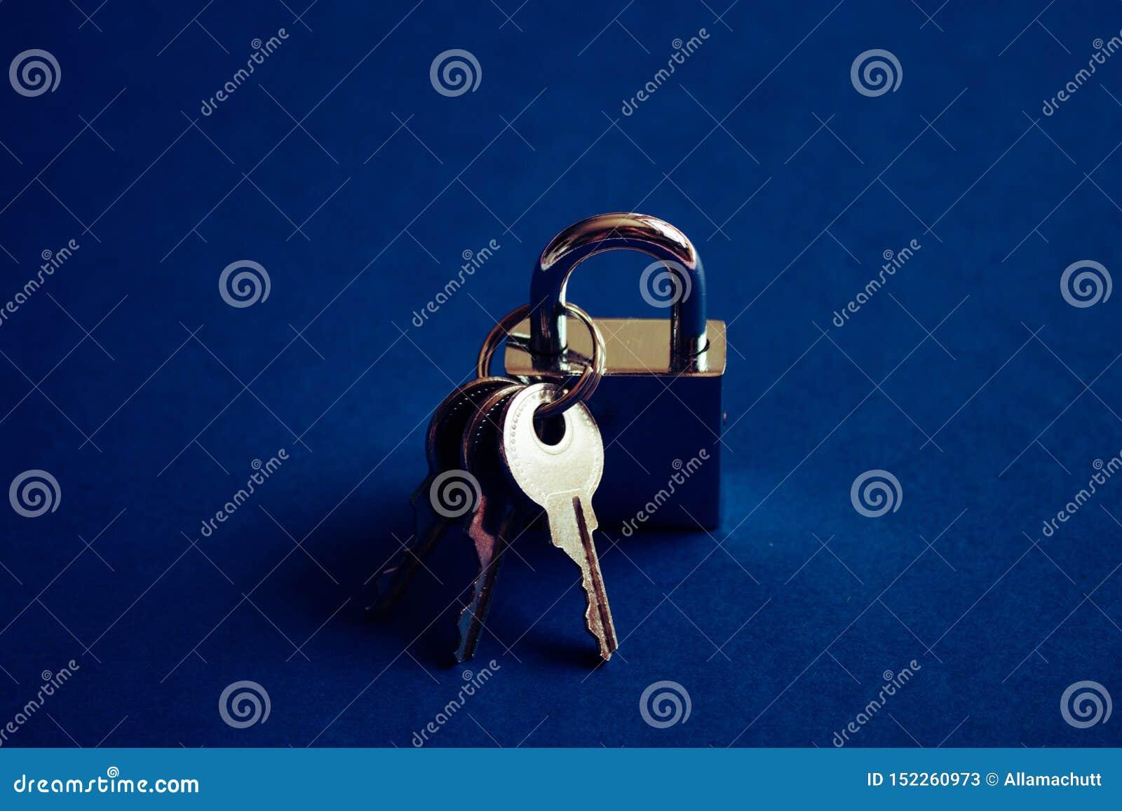 Controleslot en sleutels